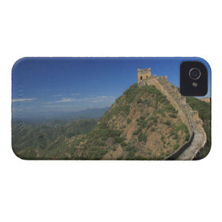 Landscape of Great Wall, China iPhone 4 Case-Mate Cases
