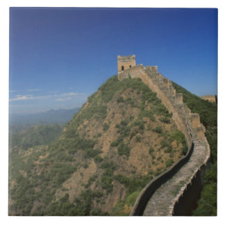 Landscape of Great Wall, China Ceramic Tile