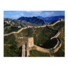 Landscape of Great Wall, Jinshanling, China Postcard
