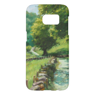 Landscape of nature. Navarre Samsung Galaxy S7 Case