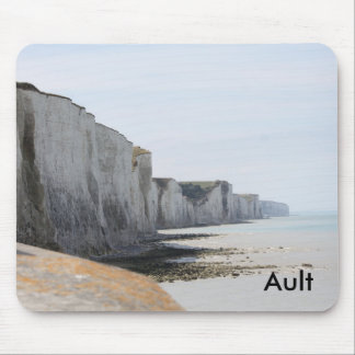 Landscape of seas 'Ault' Mouse Pad