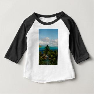 Landscape off will bora will bora baby T-Shirt