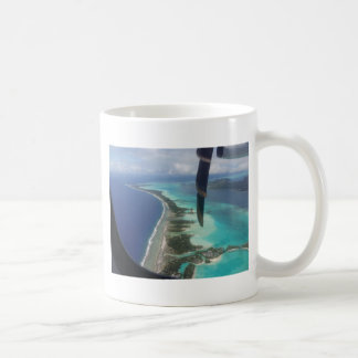 Landscape off will bora will bora coffee mug