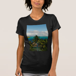 Landscape off will bora will bora T-Shirt