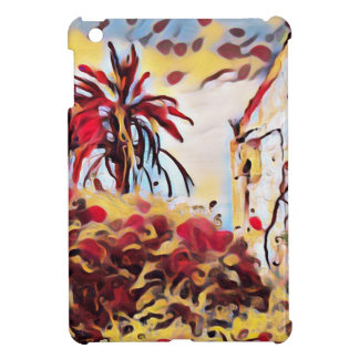 LANDSCAPE PAINTING SOUTH SPAIN CASE FOR THE iPad MINI