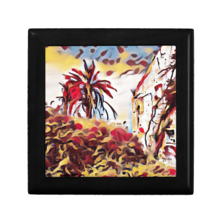 LANDSCAPE PAINTING SOUTH SPAIN GIFT BOX