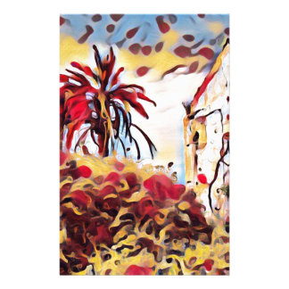 LANDSCAPE PAINTING SOUTH SPAIN STATIONERY