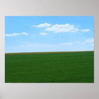 Landscape Photograph Poster