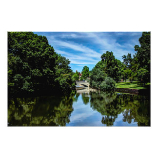 Landscape picture taken at Turtle Creek Dallas, TX Photo