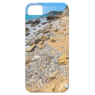 Landscape rocky coast Kefalonia Greece Case For The iPhone 5