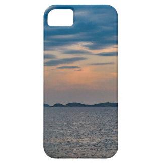 Landscape Scene from Ipanema Beach Rio de Janeiro Case For The iPhone 5