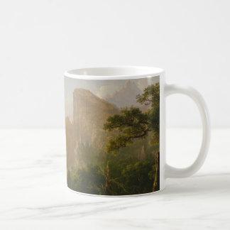 "Landscape-scene from ""Thanatopsis "" Coffee Mug"