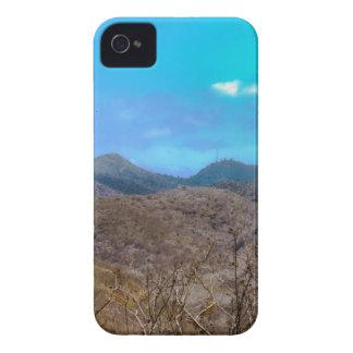 Landscape Scene Machalilla National Park Ecuador iPhone 4 Case-Mate Case