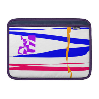 Landscape Sleeve For MacBook Air