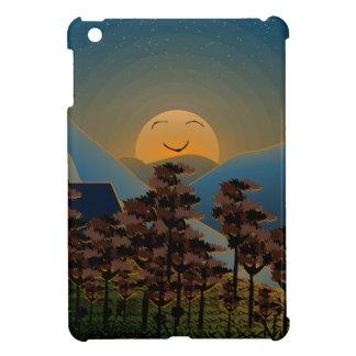Landscape sunset iPad mini cases