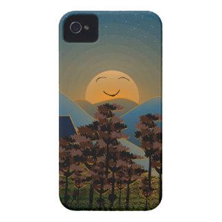 Landscape sunset iPhone 4 Case-Mate case
