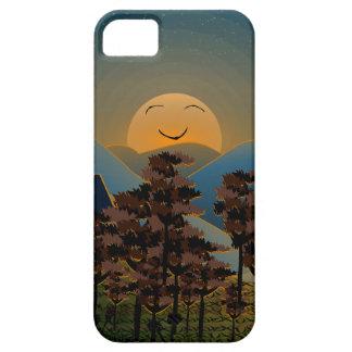 Landscape sunset iPhone 5 case