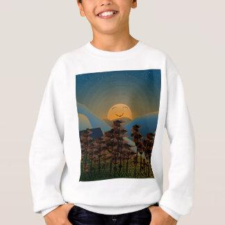 Landscape sunset sweatshirt