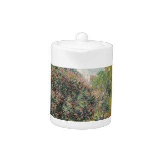 Landscape- The Parc Monceau - Claude Monet