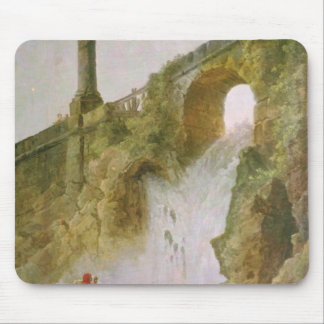 Landscape, The Waterfall Mouse Pad