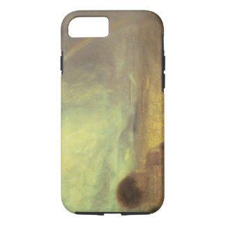 Landscape with a rainbow iPhone 7 case