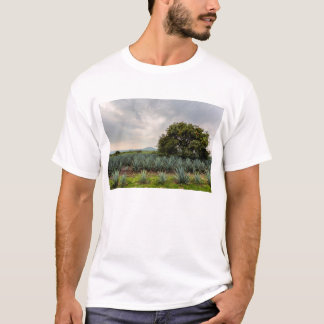 Landscape With Blue Agave T-Shirt