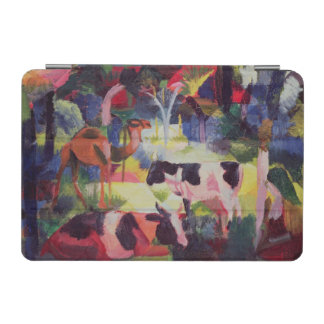 Landscape with Cows and a Camel iPad Mini Cover
