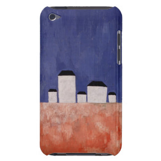 Landscape with Five Houses, c.1932 iPod Case-Mate Case