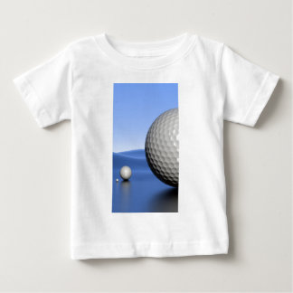 Landscape with Golf Balls Baby T-Shirt