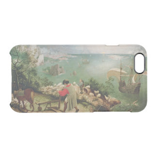 Landscape with the Fall of Icarus, c.1555 Clear iPhone 6/6S Case