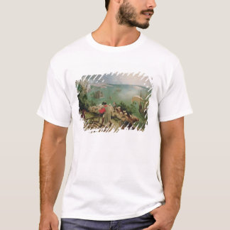 Landscape with the Fall of Icarus, c.1555 T-Shirt