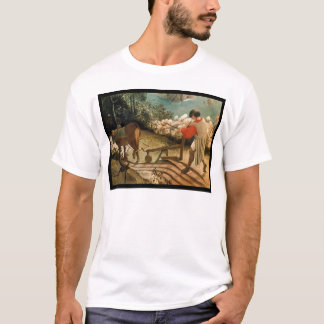 Landscape with the Fall of Icarus T-Shirt
