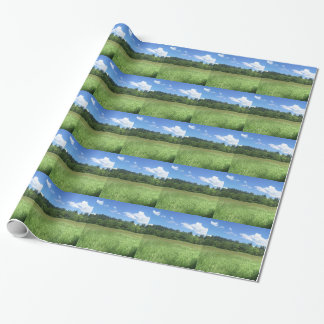 Landscape Wrapping Paper