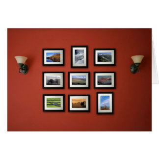 Landscapes-on-red-wall card