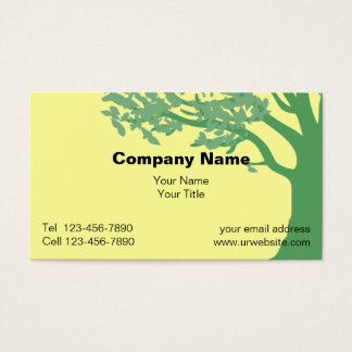 Landscaping Business Cards NEW