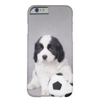 Landseer football player barely there iPhone 6 case