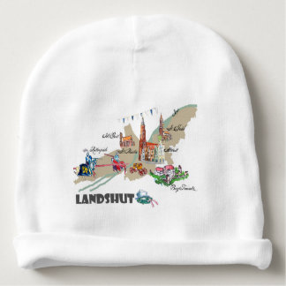 Landshut objects of interest baby beanie
