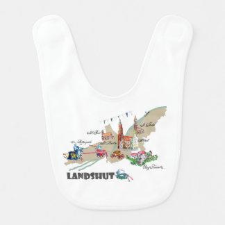 Landshut objects of interest bib