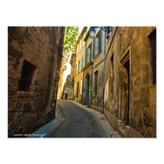 Lanes of Provence Photograph