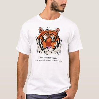 lang tiger T-Shirt