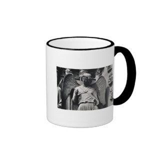 L'ange avec un sourire mug ringer