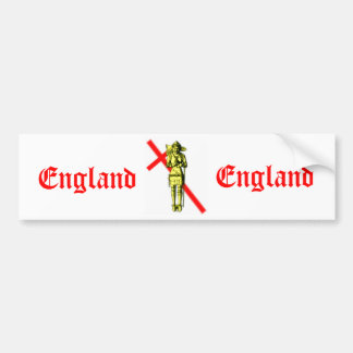 L'Angleterre Autocollant De Voiture