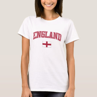 L'Angleterre + Drapeau T-shirt