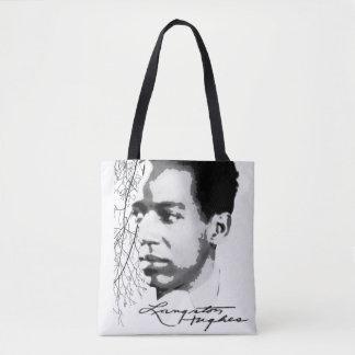 Langston Hughes Tote Bag