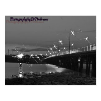 Langstone bridge postcard
