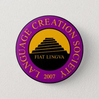 Language Creation Society Button