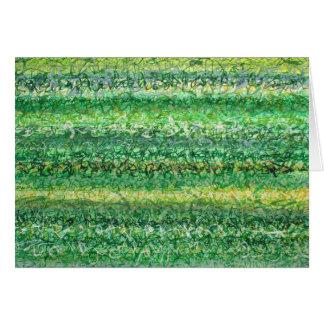Language of Grass Card