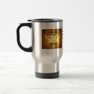 Languages Through The Spirit | John 3:16 TravelMug Travel Mug