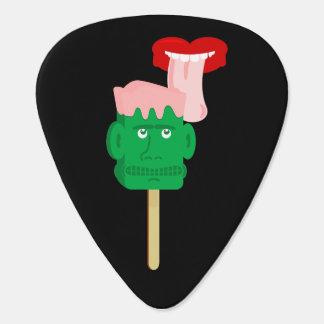 Langue de bloc de glace de Frankenstein Onglet De Guitare