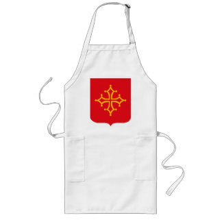 Languedoc Coat of Arms Apron